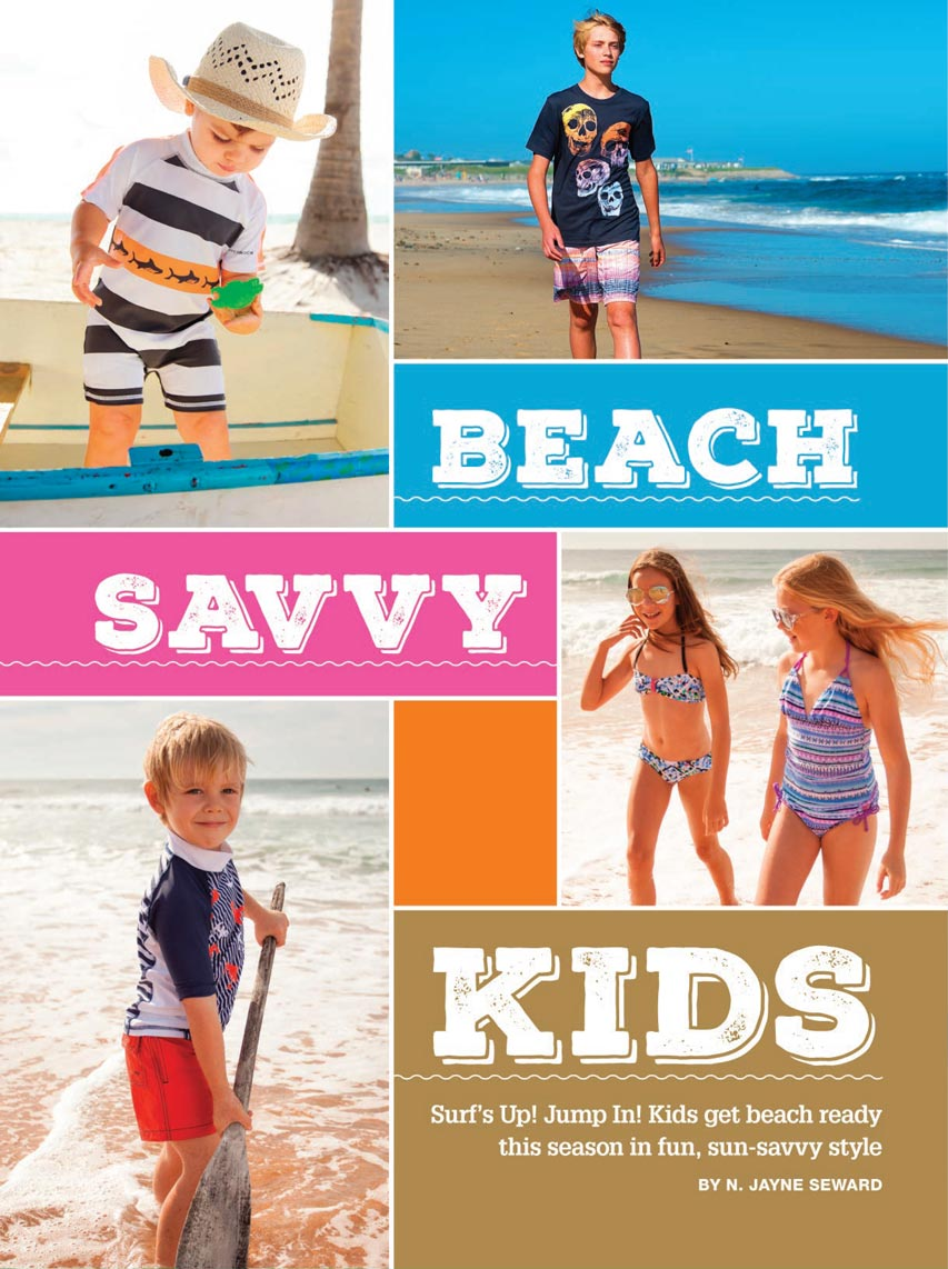 Beach Savvy Kids