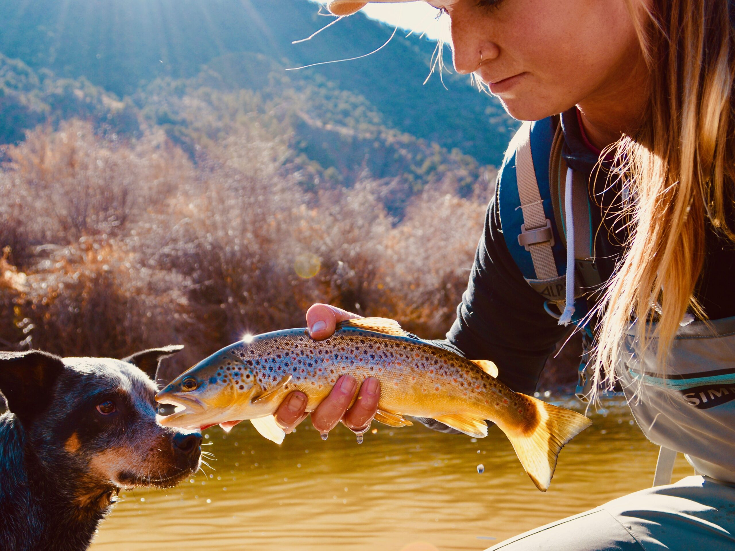 Fly Fishing Camping Trips
