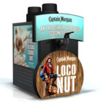 Captain Morgan Shot Machine
