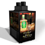 Crown Apple Shot Machine
