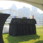 Tailgate Bars at the Pittsburgh Steelers