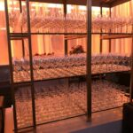 Back Bars and Glassware at an Event