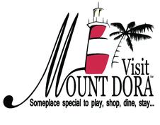 Visit Mount Dora logo