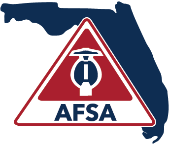 American Fire Sprinkler Association - Florida Chapter Logo