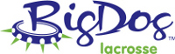 Big Dog Lacrosse Logo