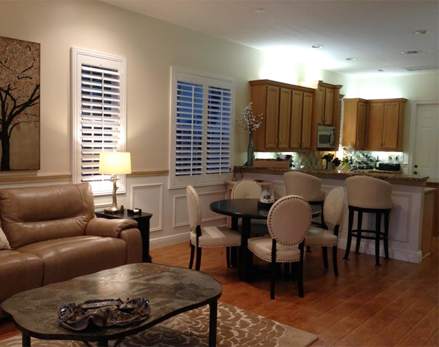 window shades and plantation shutters, custom window shades, custom plantation shutters