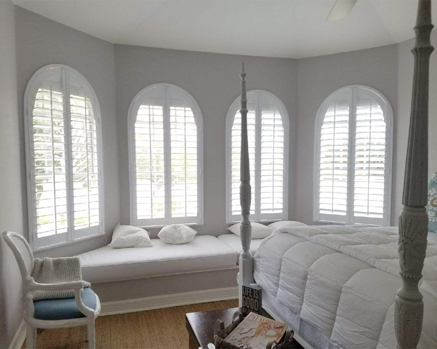 window shades and plantation shutters, designer window shades, designer plantation shutters