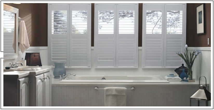 Best Poly Core Plantation Shutters Florida
