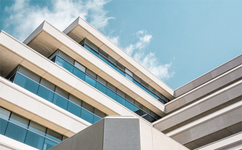 commercial roller shades, residential roller shades, motorized roller shades