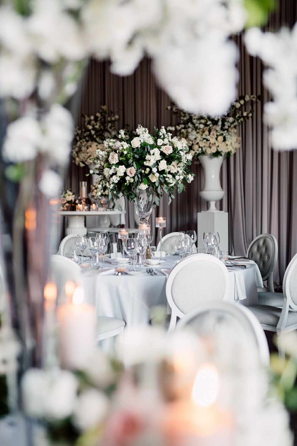Wedding flower and blooms