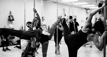 pole dance classes