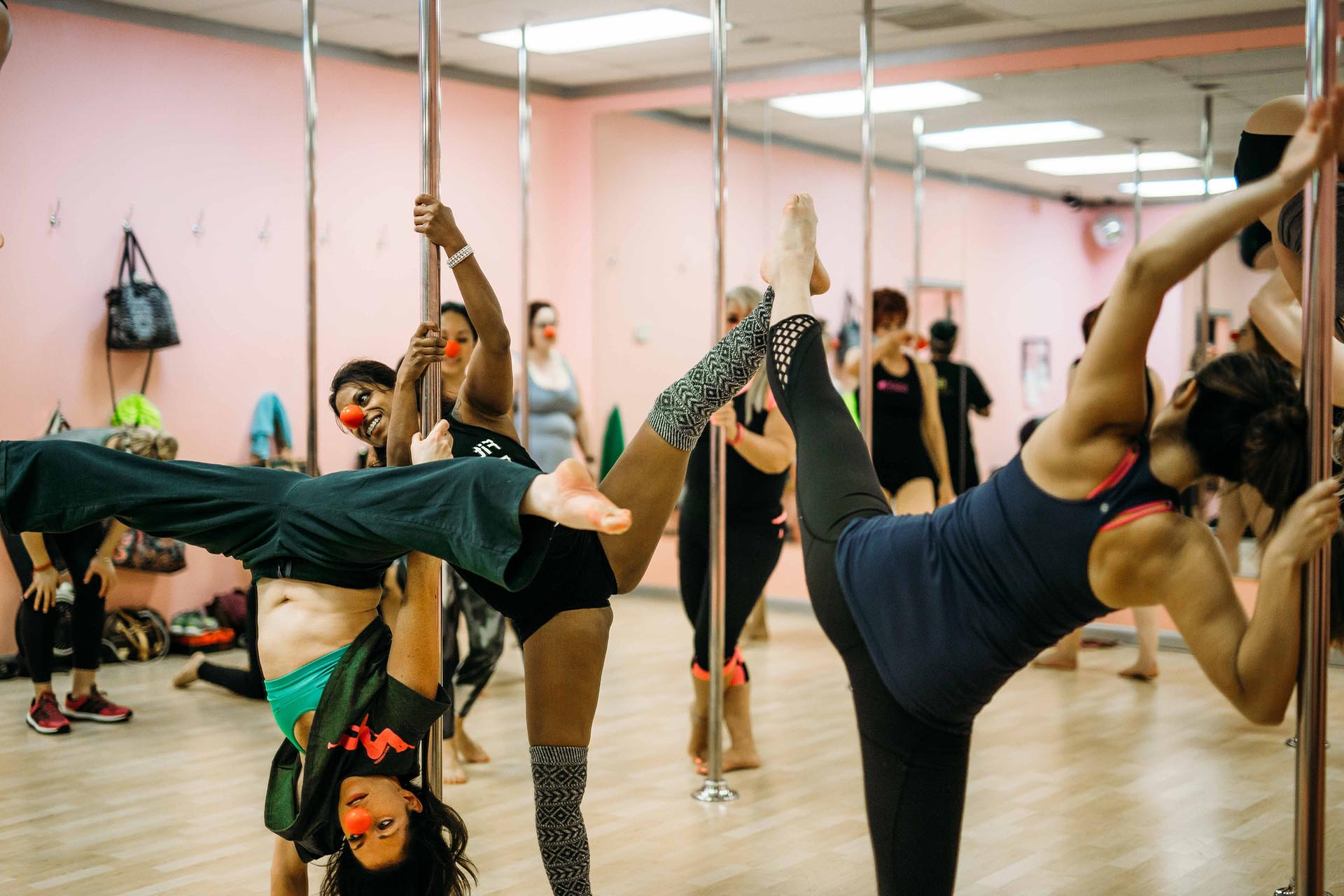 fun pole dance courses