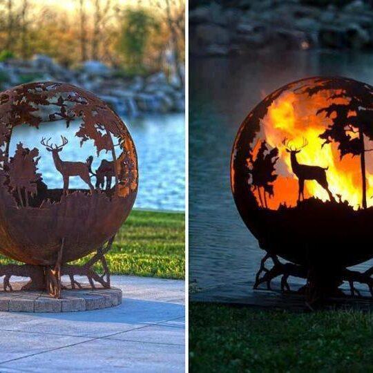 fireplace-globe
