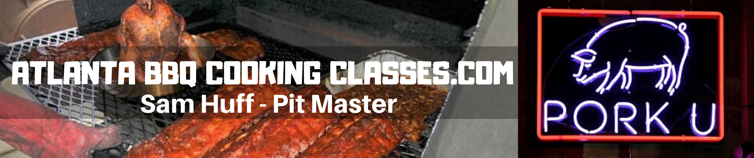 Atlanta BBQ Cooking Classess