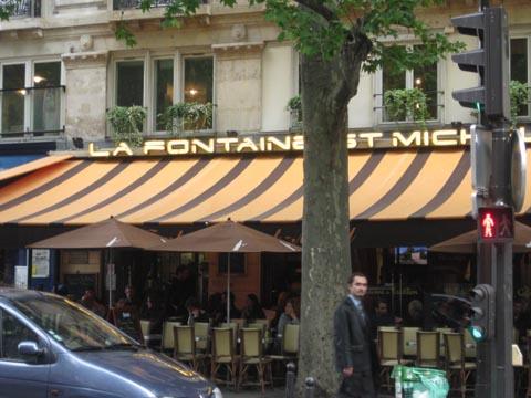 香格里拉Fontain圣米歇尔餐厅