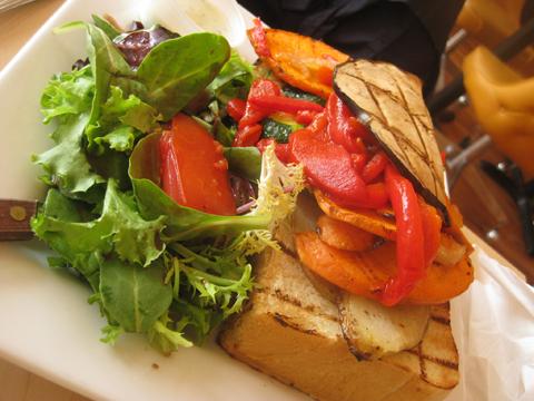 素食三明治,$ 8.95