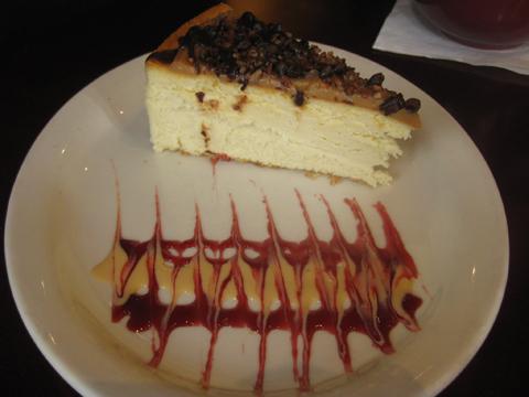 巧克力芝士蛋糕芯片