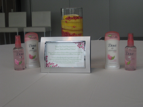 Dove S New Body Mist And Online Correspondents Beauty And The Feast