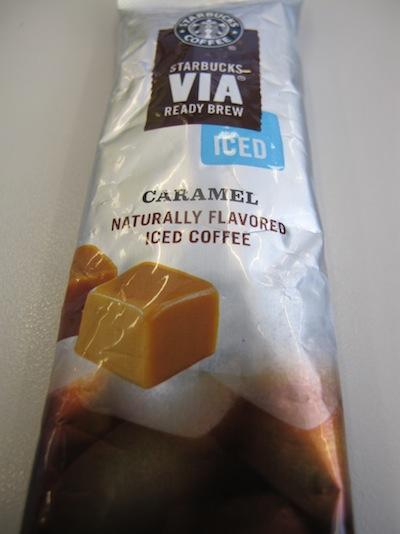 Starbucks VIA Ready Brew – Iced Coffee