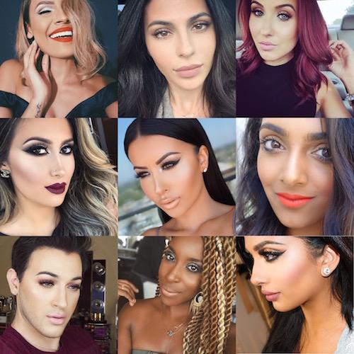 最好的美容博客遵循的Snapchat