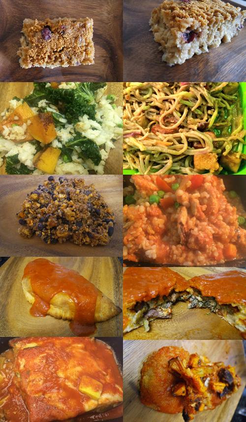 Meals from Veestro!