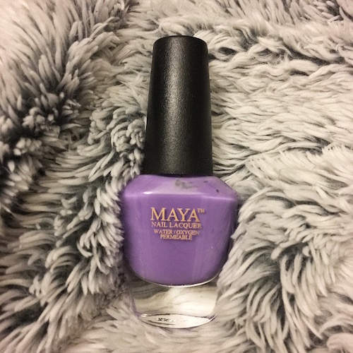 Maya Cosmetics Dahlia Nailpolish