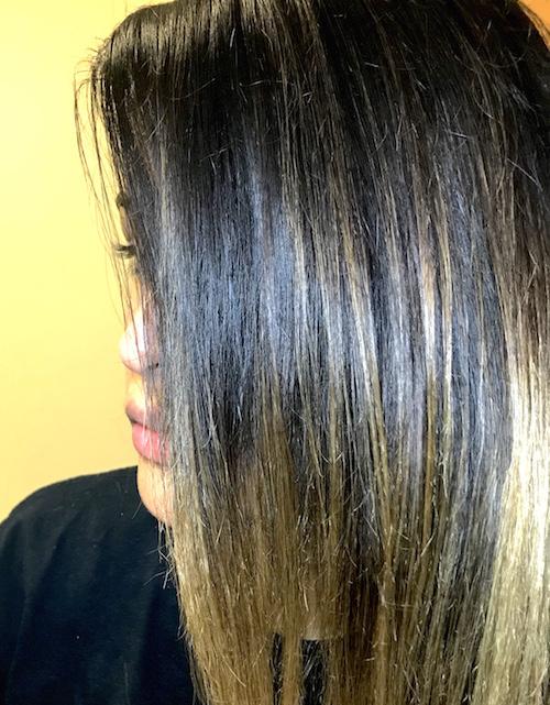 I need a trim so bad.