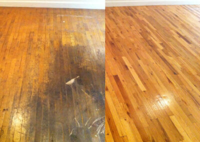 wood floor cleaning near me