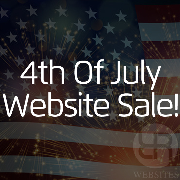 4th of July Website Sale in ABQ