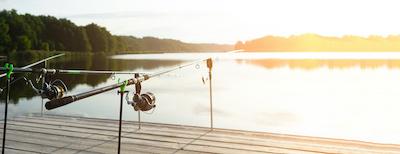 Custom Fishing Rod Favorite