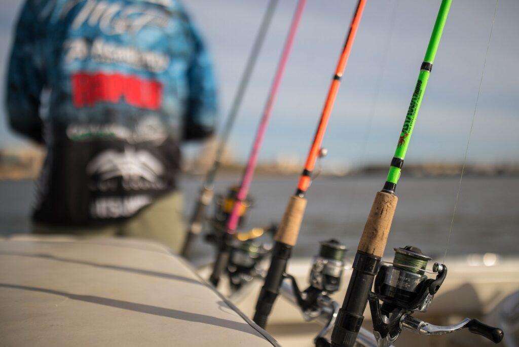 Custom Fishing Rods For Sale