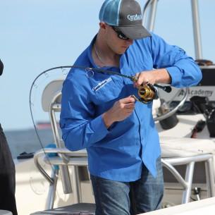 Custom Fishing Rod Spinning