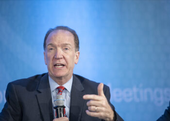 David Malpass, World Bank chief