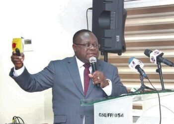 Ekow Afedzie, Managing Director of the Ghana Stock Exchange (GSE) will have to lead the biggest revival of the local bourse since inception after the COVID-19 pandemic eases.