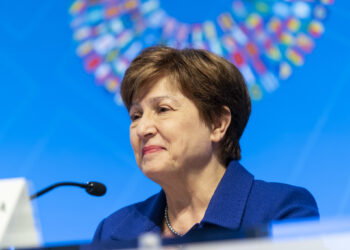International Monetary Fund's MD, Kristalina Georgieva