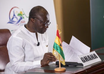 Ken Ofori-Atta, Finance Minister has more on his plate