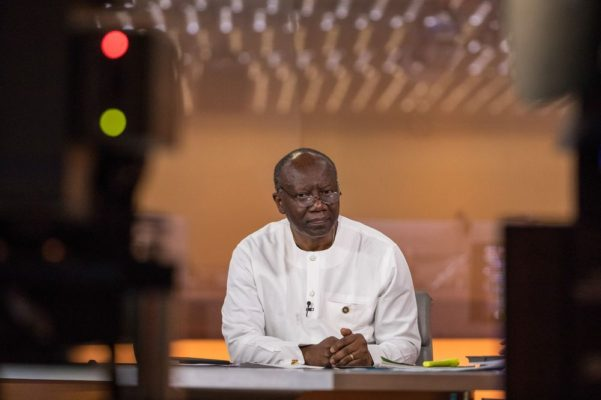 Finance Minister Ken Ofori-Atta would be hoping that the easing of restrictions on movement since the end of April would mitigate the economic effect of the pandemic