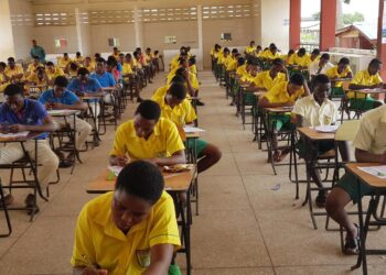 This year marks the first exit examination for the first batch of Free SHS students, with about 400,000 students expected to graduate from various senior high schools across the country