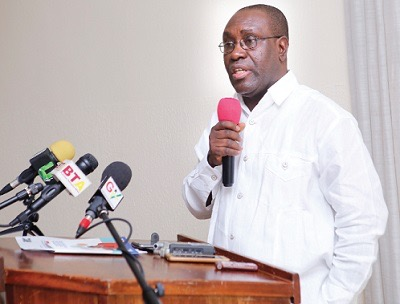 Dr. Anthony Yaw Baah, Secretary-General of the Trades Union Congress, says job security should be prioritised in the disbursement of the stimulus.