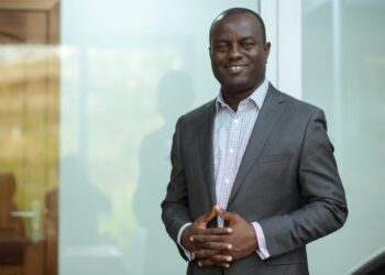 Kojo Addo-Kufuor, Executive Head of Home Loans at First National Bank Ghana