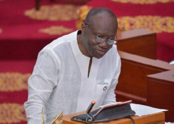 Per Ken Ofori-Atta's projections, the government will be able to come back to compliance with the fiscal rules by 2024