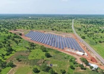 President Nana Akufo-Addo earlier this year cut the sod for the construction of 17MW solar plants in the Upper West region -- the largest of such facility in the country