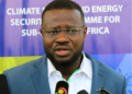 Frank Annoh-Dompreh is keen for the establishment of an authority to boost the renewable energy sector