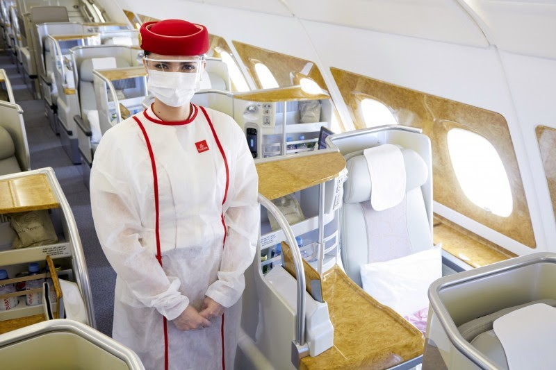 Emirates earns five-star rating from its customers