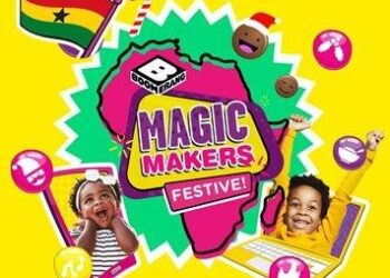 Watch the Magic Makers Festive Season promo here
