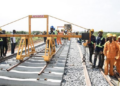 The Tema-Mpakadan rail project is one of several investments in the transport sector that holds huge prospects for the freight forwarding business.