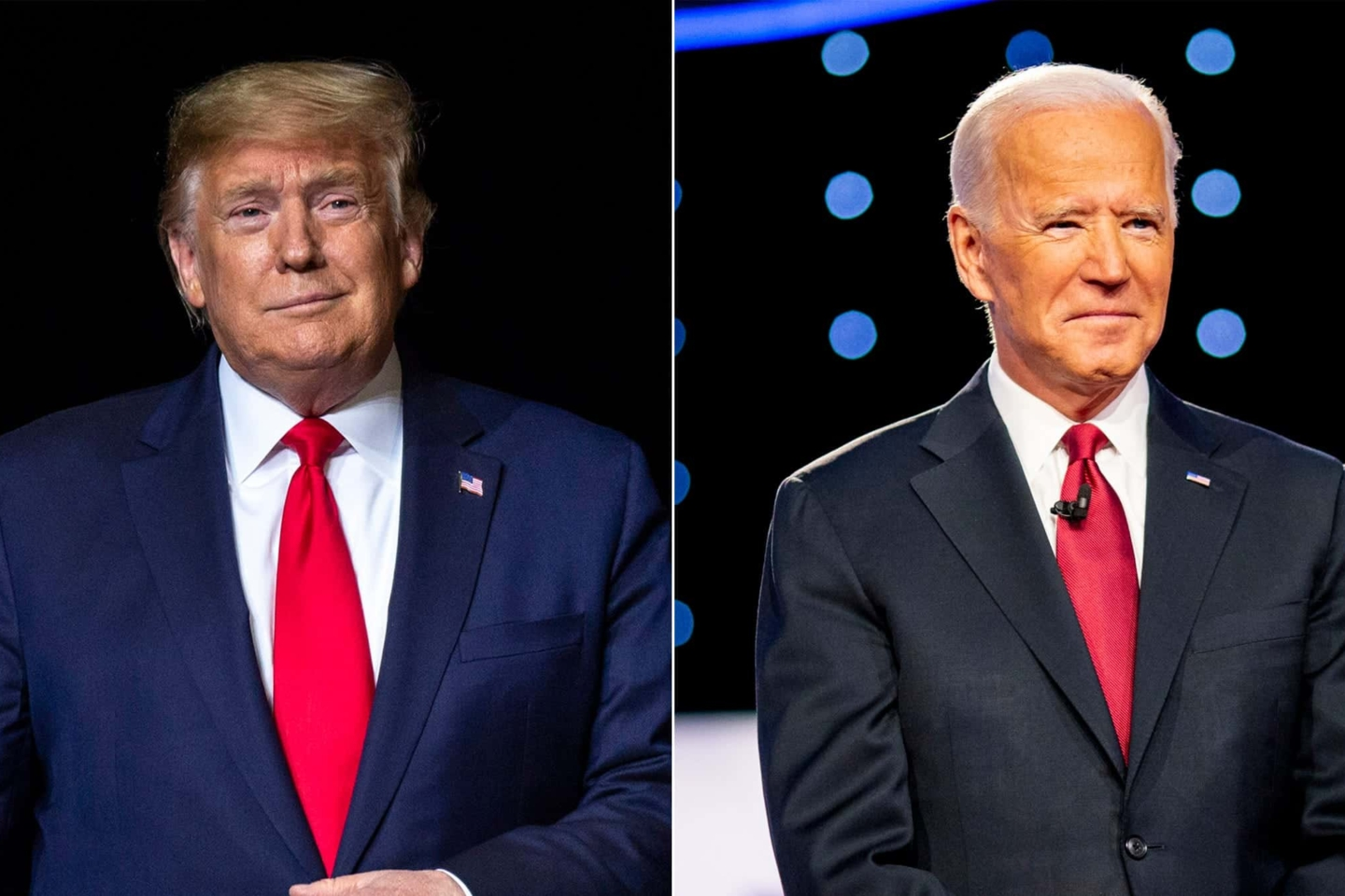 Trump vs Biden 2020 US Election