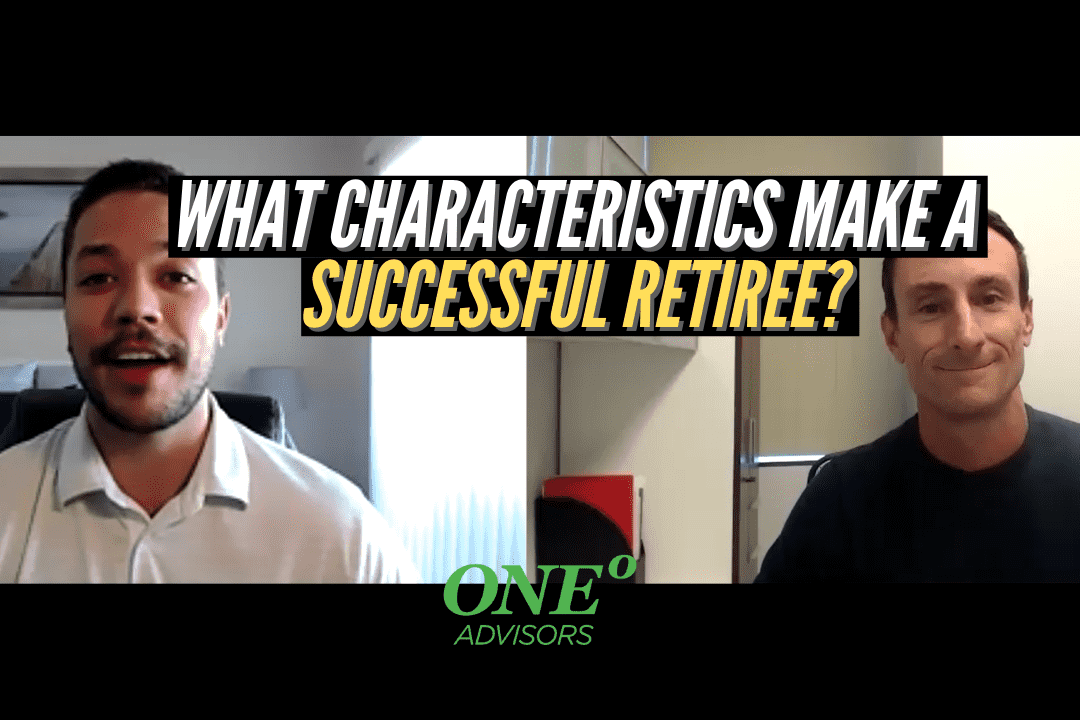 Successful Retiree Characteristics
