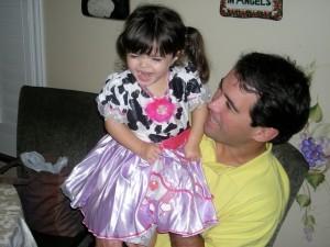 Joy with children
