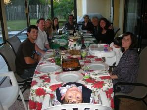 Family-thanksgiving